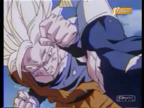 Goku & Vegeta (BSO 'La Roca') Video