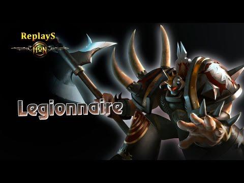 Triple`G - HoN Legionnaire Immortal 2006 MMR