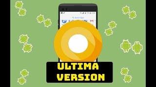 Como Actualizar Cualquier Android a 8.1 Oreo | Instalar Ultima Actualización /ULTIMA Versión android