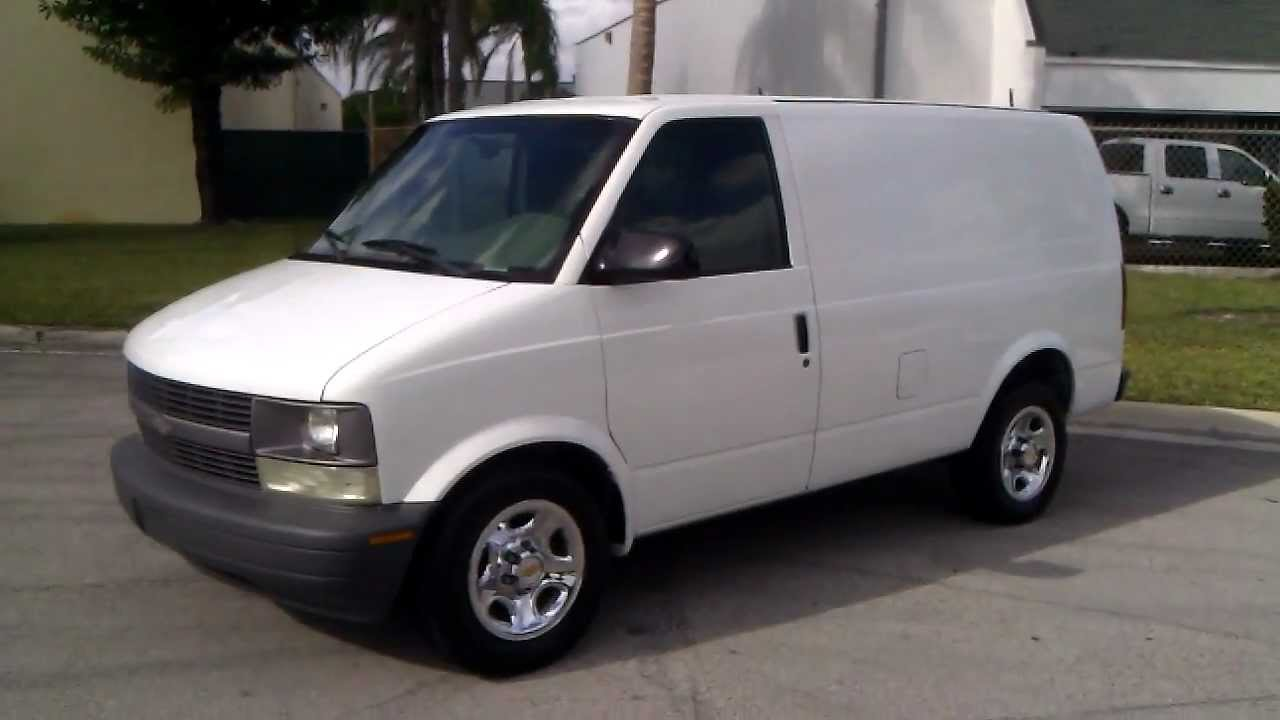 Craigslist Vans For Sale >> FOR SALE 2003 Chevy Astro Cargo Van WWW.SOUTHEASTCARSALES.NET - YouTube