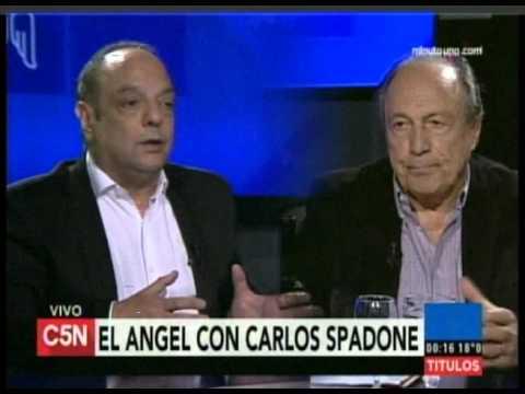C5N - El Angel de la Medianoche con Carlos Spadone