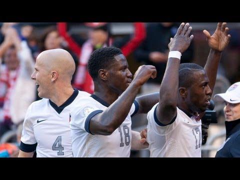 MNT vs. Panama: Jozy Altidore Goal - June 11, 2013