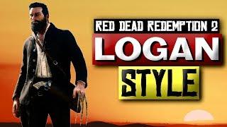 Red Dead Redemption 2 - LOGAN Style Cinematic Trailer