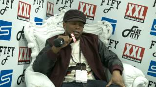 Sway Has Confidence In 50 Cent Leaving Interscope (February 2014)