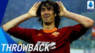 Marco Delvecchio | Best Serie A Goals | Throwback | Serie A