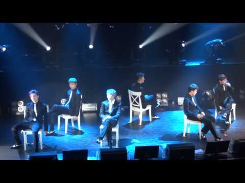 130507 - B.a.p - Rain Sound  Club Nokia [b.a.p Live On Earth La] video