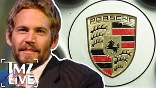 Paul Walker: Emails Show Porsche Celebrated Carrera Crashes   TMZ Live