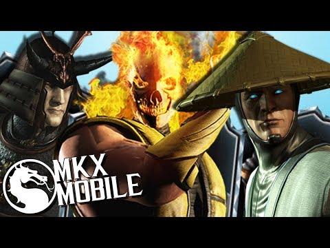 ТОП АЛМАЗНЫХ КАРТ в Mortal Kombat X Mobile 😱
