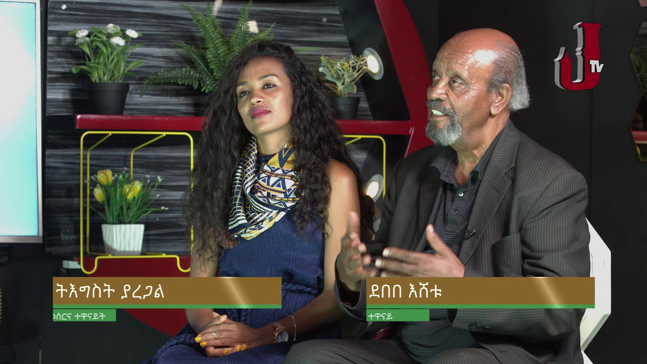 "Jossy ""Min Addis?"" interview with ArtistJossy ""Min Addis?"": Talk With Artist Debebe Eshetu and Tigis"
