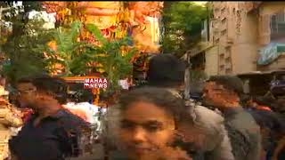 Hyderabad, Khairatabad Ganesh Immersion 2018 Celebrations #3  Exclusive