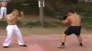 Highlights Boxing vs Shaolin Monk - matial arts ufc