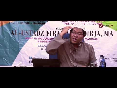 Pengajian Islam: Kiat Meningkatkan Keimanan - Ustadz Firanda Andirja, M.A.