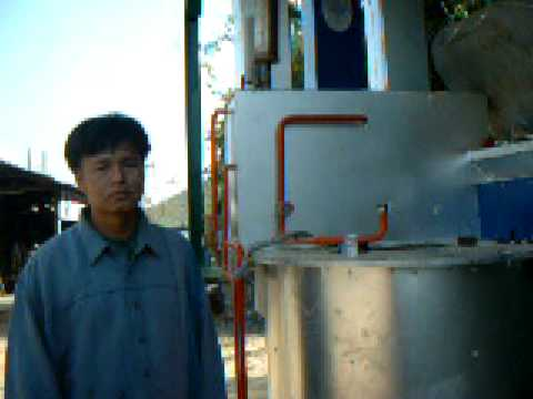 Thailand, RSTDC : Diesel Fuel from Plastic Waste through Pyrolysis Reforming(1)