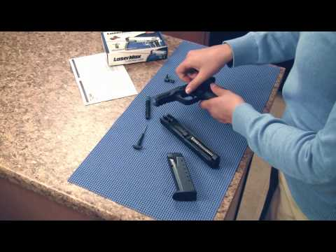 Guide Rod Laser Install for Smith & Wesson M&P