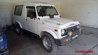 Maruti Gypsy 4X4 detail review