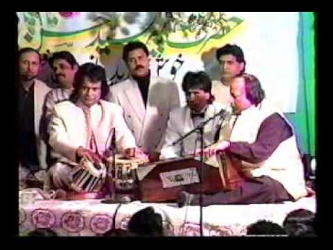 Ustad Nusrat Fateh Ali Khan & Ustad Tari Khan On Tabla -1 video