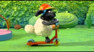Timmy Time Season 1 Episode 13 - Timmy on Wheels
