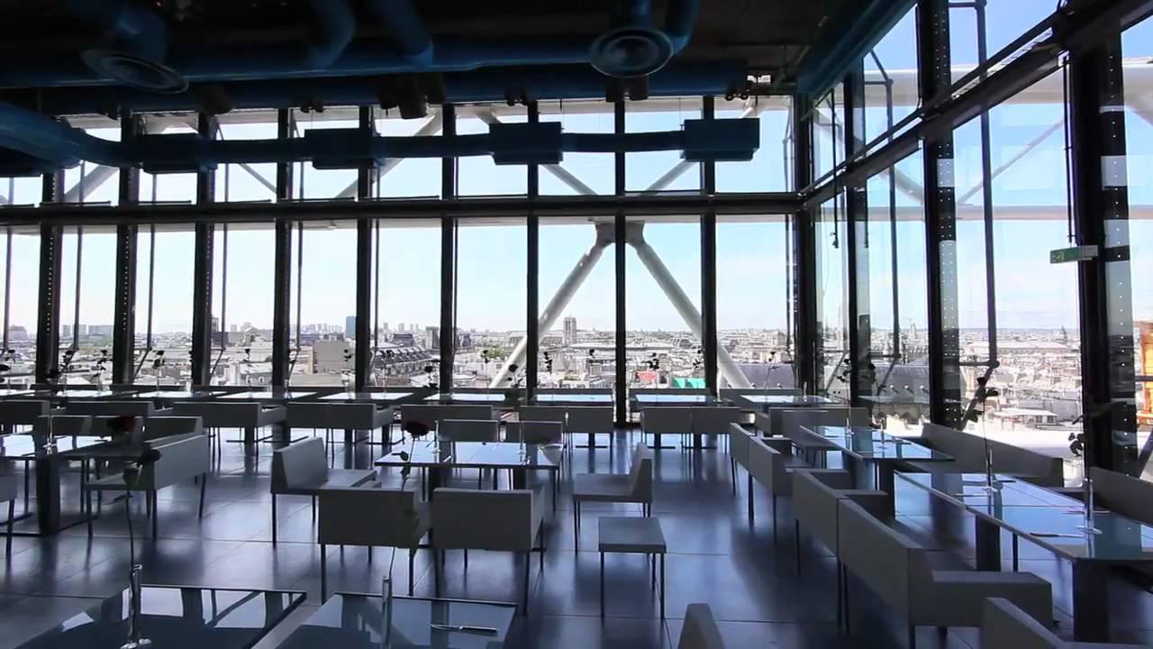 George Pompidou Paris France YouTube