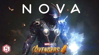 Download Song Setelah Avengers: Endgame NOVA Film Superhero Terkuat Yang DiPersiapkan Marvel Free StafaMp3