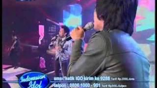 Igo & D`Masiv - Cinta Ini Membunuhku  Result & Reunion  Indonesian Idol 2010