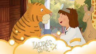 Laura's Star: The Zoo's Backstage S3 E17 | WikoKiko Kids TV