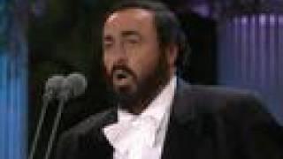 Luciano Pavarotti Video - Luciano Pavarotti interpreta Nessun Dorma. Letras-lyrics