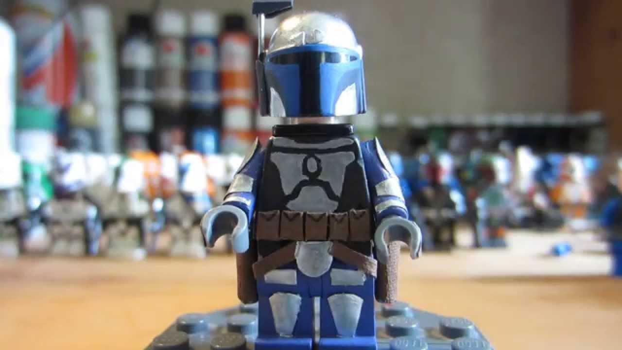 Jango Fett Lego Minifigure Jango Fett Minifigure hd