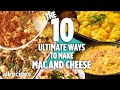 Top 10 Ultimate Mac & Cheese Hacks | Recipe Compilations | Allrecipes.com