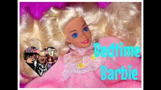 1993 Bedtime Barbie Doll Review✨- Throwback Thursday!