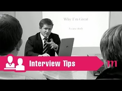 How To Make An Interview Presentation