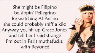 Watch Nicki Minaj Girls Fall Like Dominoes video