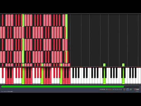[Black MIDI] Synthesia - TSMB2, the Destroyer 4.23 million ~ TheSuperMarioBros2