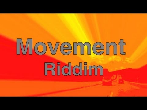 Reggae Riddim Instrumental Beat- Movement Riddim 2012 By Dreadnut video