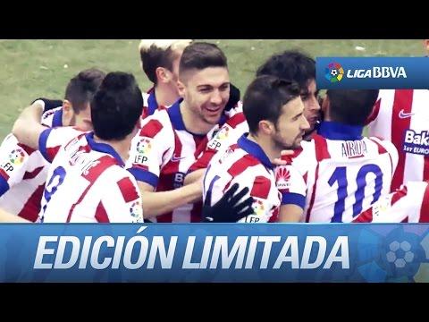 Apisonadora colchonera: Atlético de Madrid (4-0) Real Madrid
