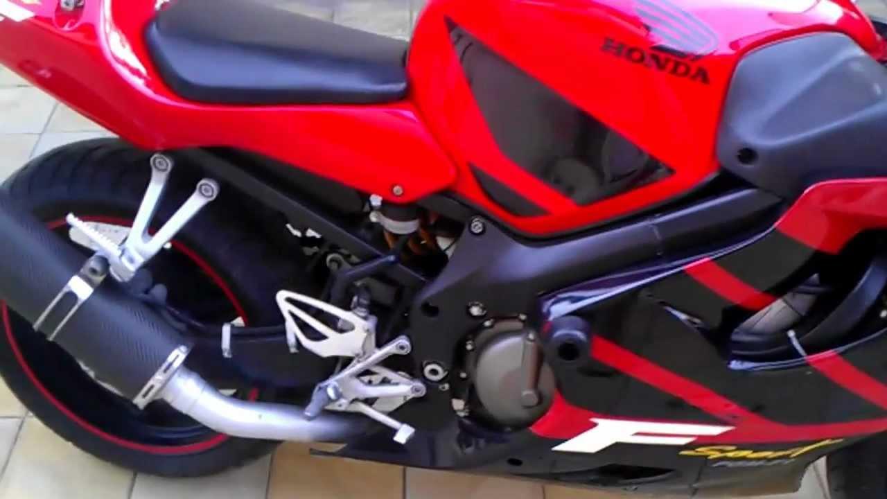 Honda 600 F4i >> Honda CBR 600 F4i Sport - YouTube