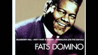 Watch Fats Domino Rose Mary video