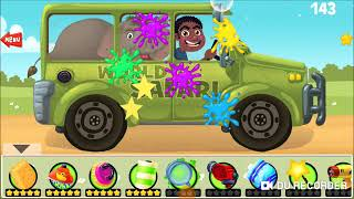 Car Wash / Car's / Car Wash for Kids / Vehicle Videos for Kids