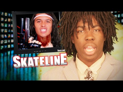 SKATELINE - Cory Kennedy, David Gonzalez, Jimmy Carlin In Enjoi Oververt and more..