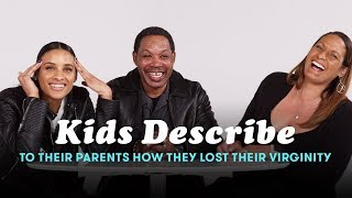 Kids Tell Their Parents How They Lost Their Virginity | Cut