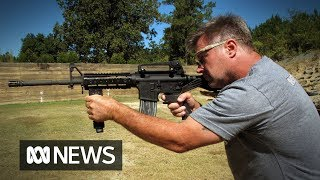 Las Vegas shooting: How does a 'bump stock' work?