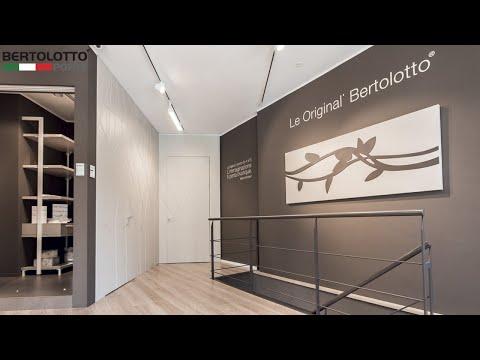Bertolotto a Milano: l'inaugurazione del nuova Show-room