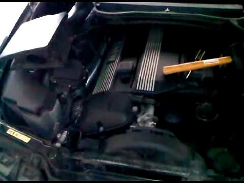 Removing BMW E46 Fan Clutch Nut
