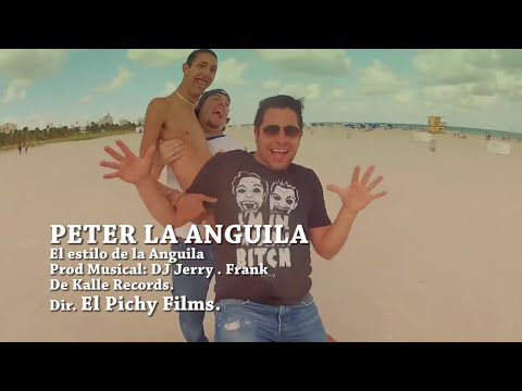 El vídeo mas visto en YouTube - Peter La Anguila