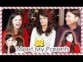 Modern Day Slang CHALLENGE // MEET MY PARENTS | Tiffany Alvord Vlog