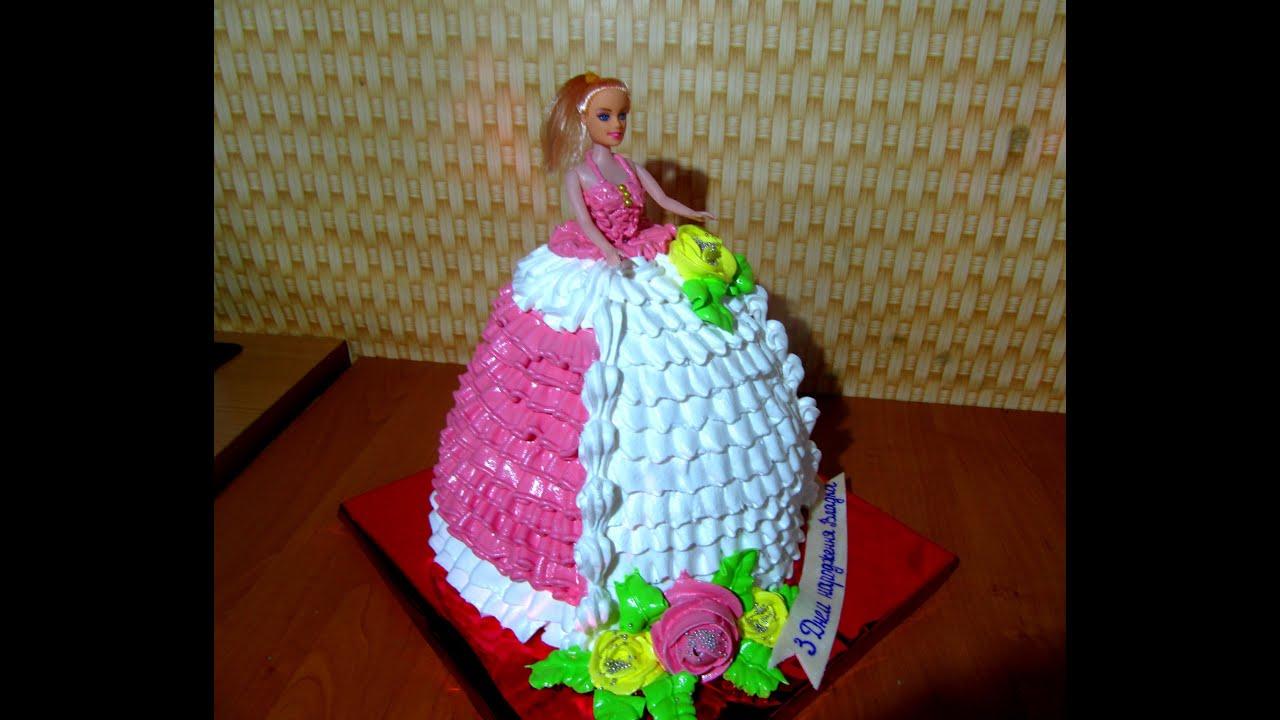 Как сделать торт девочке самой 981