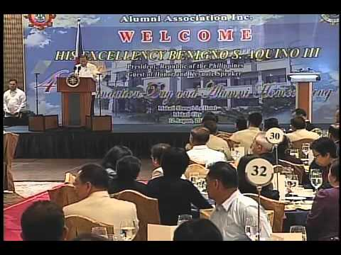 http://rtvm.gov.ph - Alumni Homecoming of the National Defense College of the Philippines