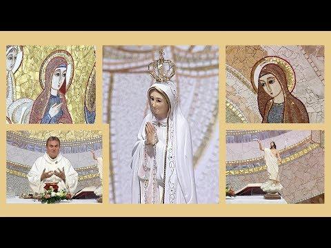 2020-05-03 vasárnapi szentmise a Gazdagréti Szent Angyalok Plébánián (Húsvét 4. vasárnapja)