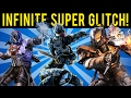 Destiny - UNLIMITED SUPER GLITCH WITH ALL CLASSES!