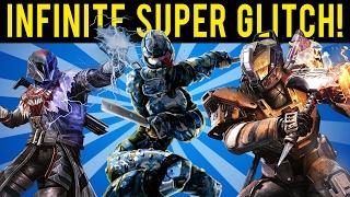 Destiny - UNLIMITED SUPER GLITCH!