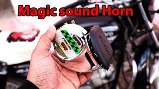 Universal Waterproof Loud Snail Air Horn Siren For Truck Motorcycle Car
